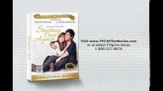 Starting Over Again Original DVD now available through TFC At The Movies
