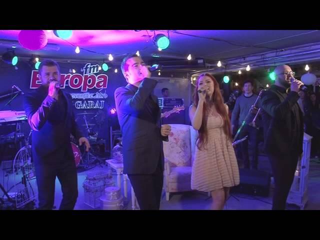 Elena Gheorghe & 3 Sud Est - De dorul tau | LIVE in Garajul Europa FM
