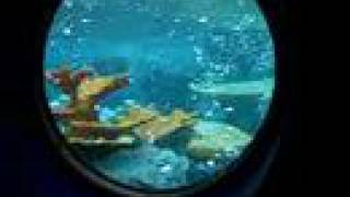 Finding Nemo Ride At Disneyland California