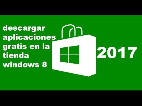como descargar juegos y aplicaciones de la tienda de windows 8 gratis
