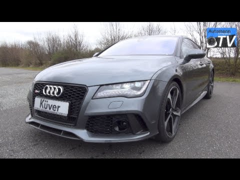 2014 Audi RS7 (560hp) - TOUR & SOUND (1080p)