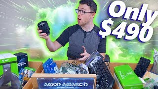 I Paid $490 for $4,733 Worth of MYSTERY TECH! Amazon Returns Pallet Unboxing!