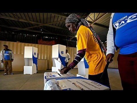 South Africa: first post-Nelson Mandela election