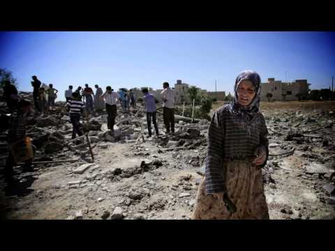 UN Appeals for Syria Operations 2014