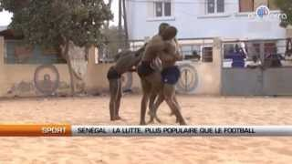 Sénégal : La Lutte, Plus Populaire Que Le Football