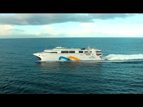 incat wave piercing catamaran essay The wave piercing catamaran (wpc) design of incat tasmania reduces motion responses in moderate seas and provides a high level of protection against deck diving in large seas.