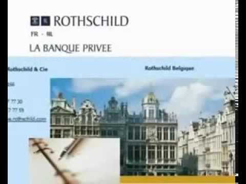 The Rothschild Family Worlds Only Trillionaires Part 2