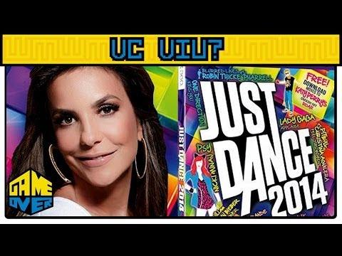 Ivete Sangalo no Just Dance 2014 - VC VIU?