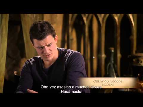 The Hobbit An Unexpected Journey (Extras)
