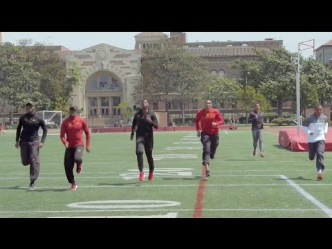 Workout Wednesday: USC Sprint Squad