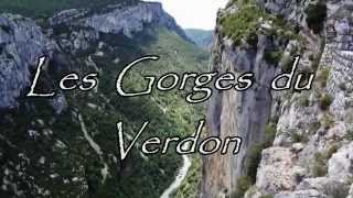 Roadbook moto - Les Gorges du Verdon