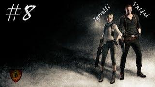 [Coop] Resident Evil 6. Серия 31 - Круги ада.