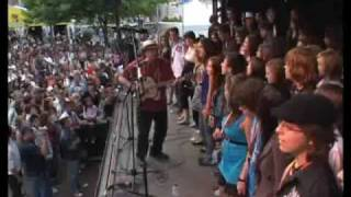 Chorale - Camp de blues 2009