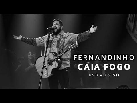 Fernandinho - Caia Fogo  DVD