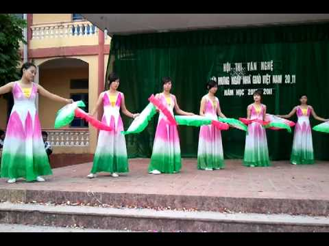 Mua HCM dep nhat ten Nguoi -Lop 11A1 THPT Tran Phu-Chilinh