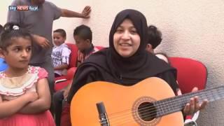 أطفال غزة يستعينون بالموسيقى لمحو آثار الحرب | قنوات أخرى