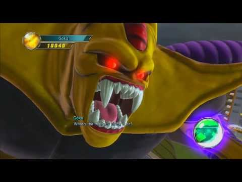 [HD]DragonBall Z Ultimate Tenkaichi- Boss Battle - Hirudegarn(japanese audio)