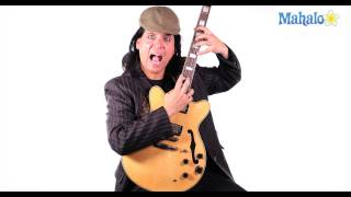 """How To Play """"Rock And Roll Ain't Noise Pollution"""" By AC/DC"""