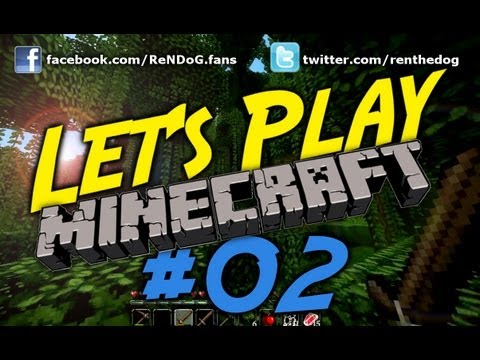 [Part 2] Let's Play Minecraft - A first little Adventure! - YouTube