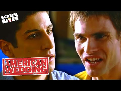 American Wedding - Jason Biggs vs Seann William Scott