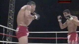 José Aldo Vs Thiago Minu Round 3