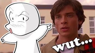 Smallville was such a weird show...