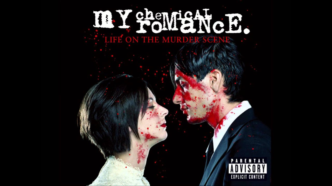 My Chemical Romance - Bury Me In Black Lyrics | MetroLyrics