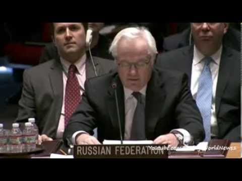 Ukraine crisis: Russia isolated in UN Crimea vote