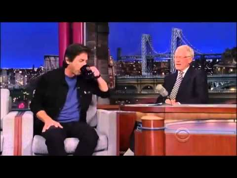 Ray Romano on David Letterman 14 October, 2013 Full Interview