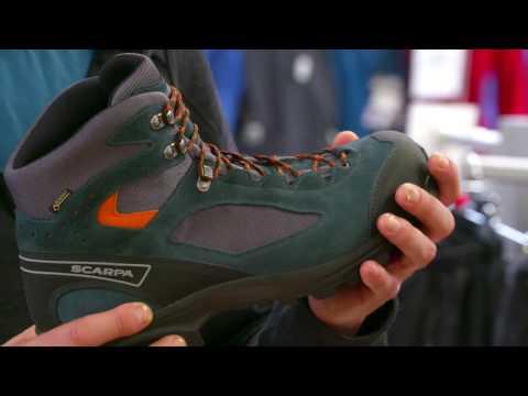 Scarpa Peak GTX Walking Boots