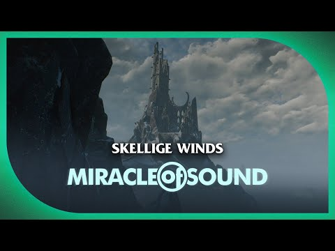 SKELLIGE WINDS - Witcher 3 Song - Miracle Of Sound