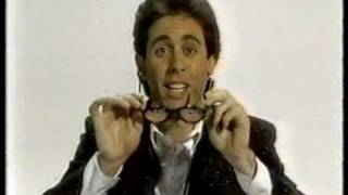 JERRY SEINFELD STAND-UP 1987