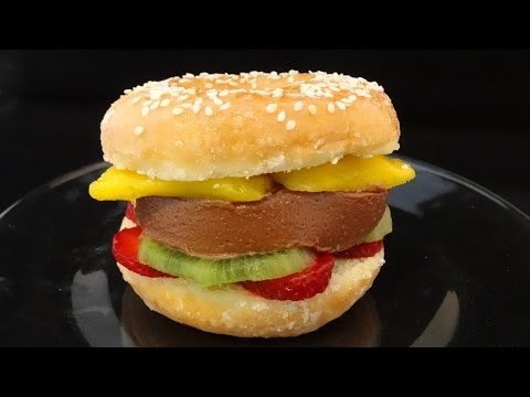 The Nutella Burger