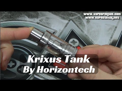 Revision | Krixus Ceramic Tank By HorizonTech