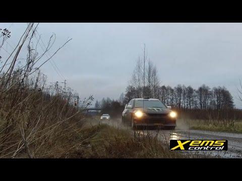 XEMS evo9 corner testing