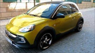 Opel Adam Rocks - Prueba Portalcoches
