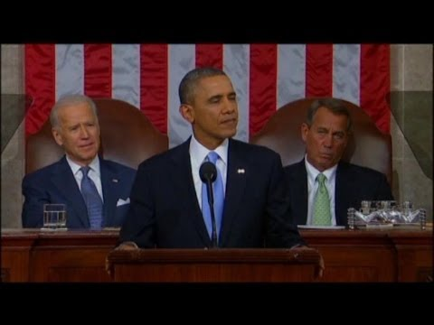 Obama's State of the Union in Two Minutes