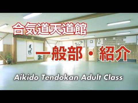 天道流合気道 天道館 Tendoryu Aikido TENDOKAN