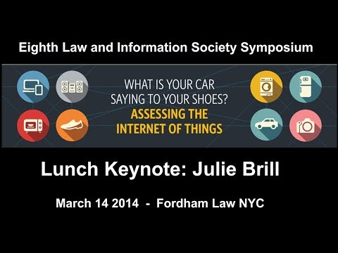 Lunch Keynote: Julie Brill