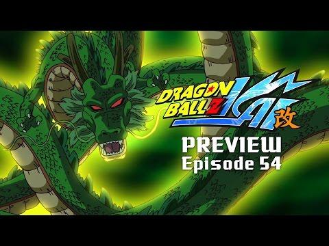 DBZ Kai Preview ~ Episode 54