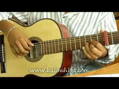 Como tocar Lo que son las cosas - Yuridia en guitarra tutorial