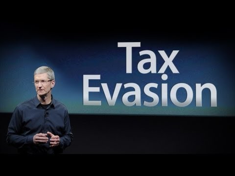 TAX EVASION! New from Apple