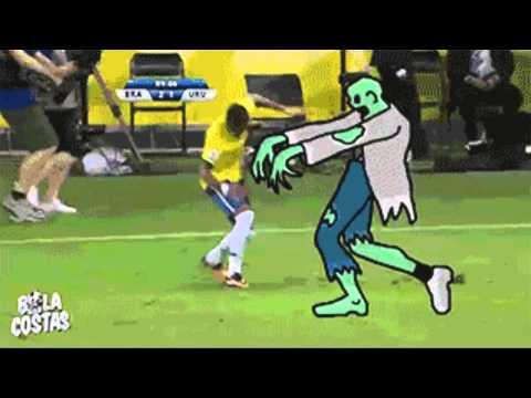 Neymar's Dive