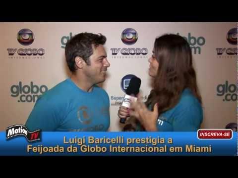 Entrevista com Luigi Baricelli