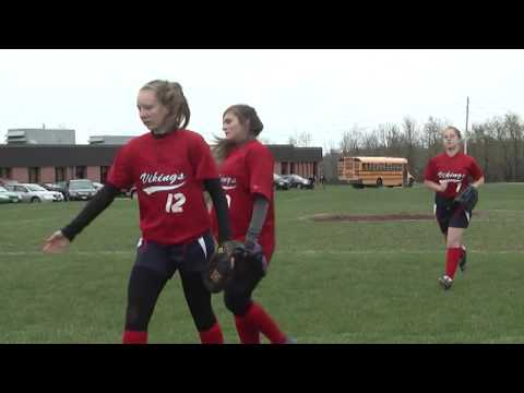 NCCS - Moriah Softball 4-26-12