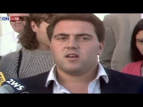 [FULL] Joe Hockey: We will protest for free education - 1987