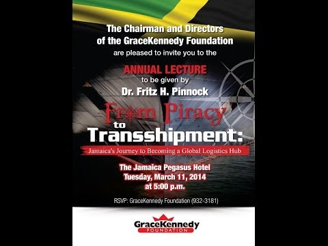 GraceKennedy Foundation Annual Lecture
