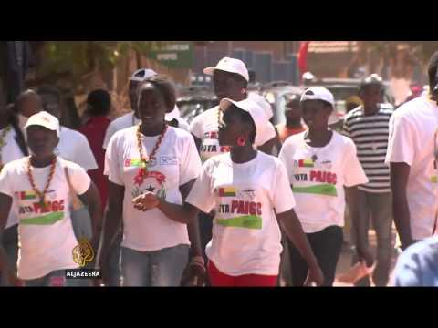 Guinea-Bissau to hold first polls since coup