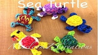 Rainbow Loom: Turtle Charm