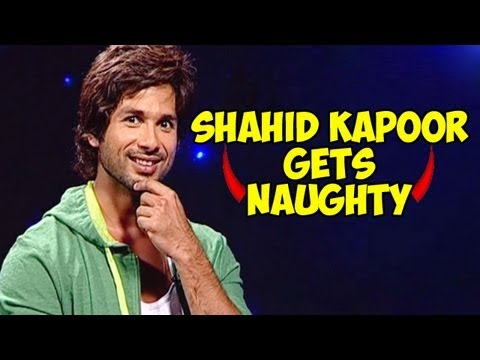 Shahid Kapoor gets Naughty about His First Time, Getting Intimate, Fantasy & more | PPNH